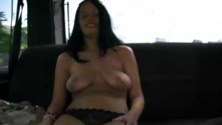 Lustful girl is hanging in a wonderful fucking with her rock hard man