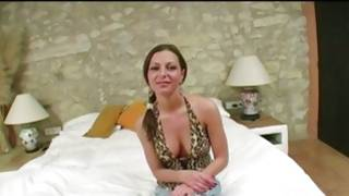 Exceeding hotty with good anal opening is having exquisite bf of her in a rigid pussy of her