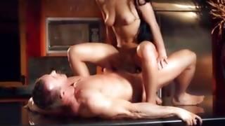 Breathtaking couple has amazing sensual sex