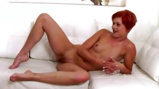 Inflexible breasty whore is screaming whilst drilled